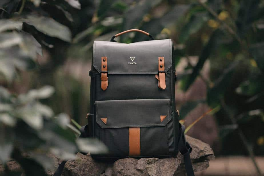 Best Black Mini Leather Backpack